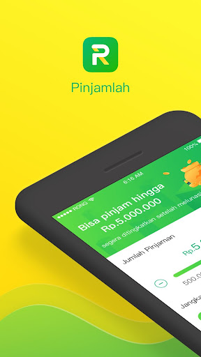 Pinjamlah screenshot 1