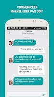 Screenshot of Lexa.nl, dating voor singles