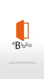 eBiblio - náhled