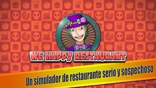 We Happy Restaurant  trampa 1
