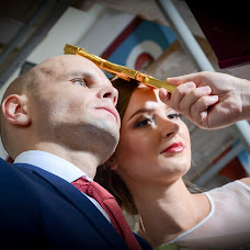 Wedding photographer Igor Marković (igormare). Photo of 28.11.2016