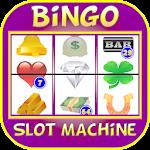 Bingo Slot Machine. Icon