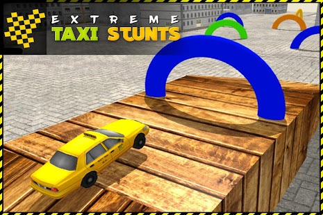 3D taxi bláznivé kousky Simula - náhled