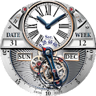 Carousel Tri-Retrograde Watch Face icon