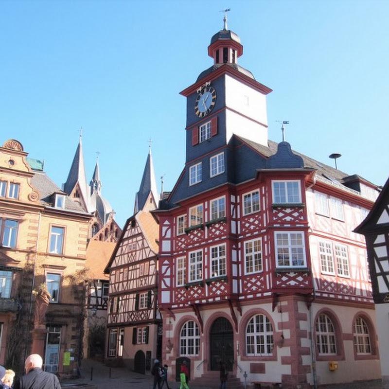 カラフルな木組みと数々の伝説 / ドイツの町、ヘッペンハイムで伝説の世界に迷い込んでみよう!