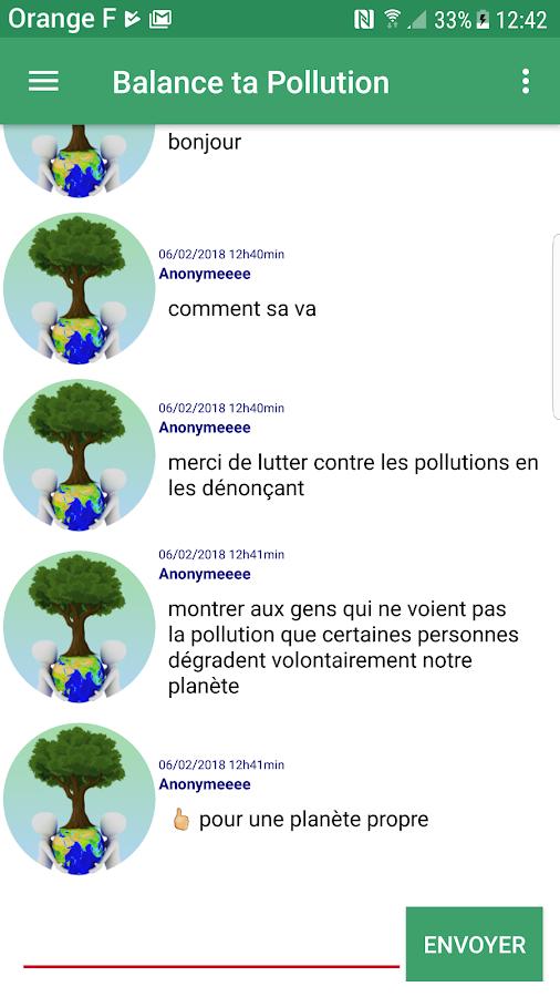 balance pollution