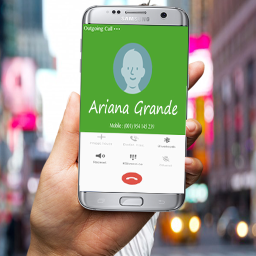 Favorito Call from Ariana Grande - Android Apps on Google Play RK94
