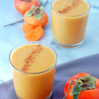 Persimmon Smoothie.