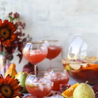 Thanksgiving Party Punch.