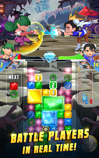 Puzzle Fighter 2.3 screenshots 7