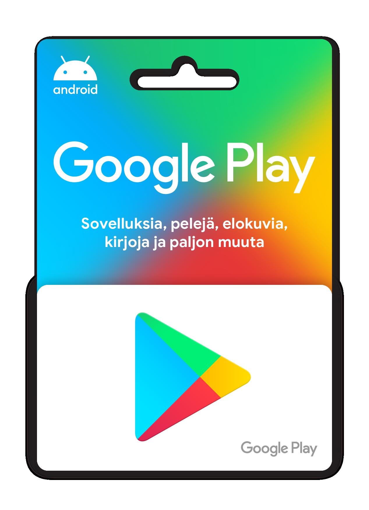 android google tili ei toimi