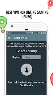 VPN Shuttle VPN Unlimited Turbo v2.06 Pro APK 5