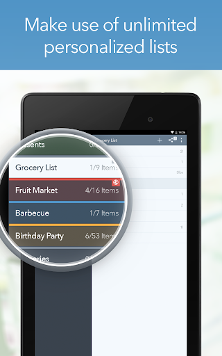 My Grocery List - Shop & ToDo screenshot 10