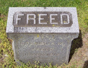 Photo: Freed, Cornelia M.