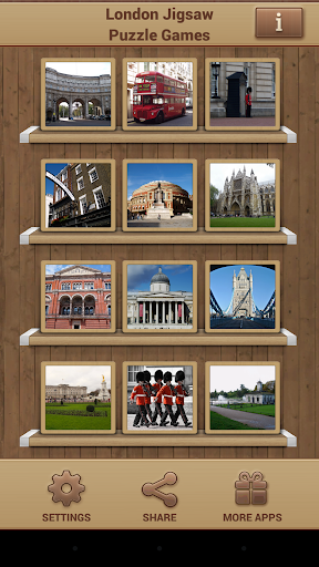 London Jigsaw Puzzle Games screenshots 3