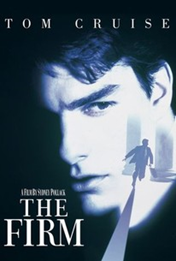 The Firm is ranked a an outstanding legal thriller movies
