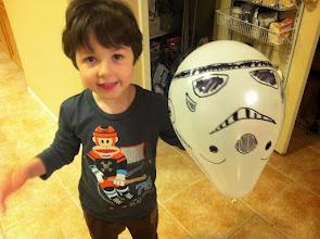 Photo: Stormtrooper Balloon