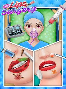 Lips Surgery & Makeover- screenshot thumbnail