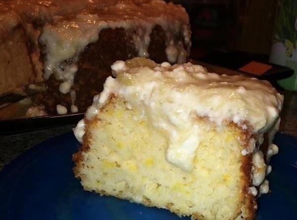 Vacation Cake Recipe