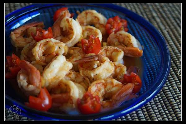 Philippines - Adobong Hipon - Shrimp Adobo Recipe