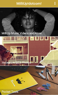 MilliUp!dotcom!- screenshot thumbnail
