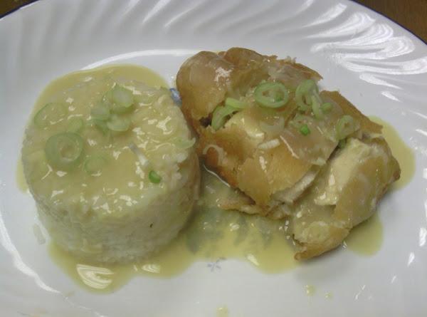 Almond Boneless Chicken W/rice Recipe