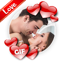 Romantic Gif : Love GIF icon