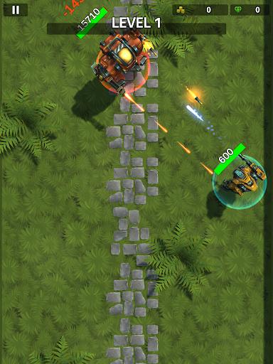 Code Triche Mecha APK MOD screenshots 4