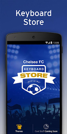 Chelsea FC Official Keyboard 3.2.47.73 screenshot 632536