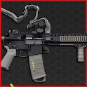 Weapon Builder Simulator Free icon