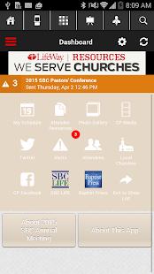 SBC Annual Meetings - screenshot thumbnail