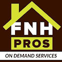 FNH Pros : Lawn , Snow , & landscaping services. icon