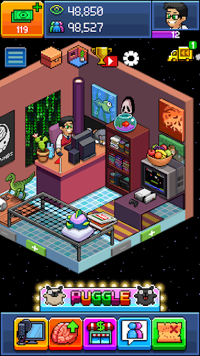 PewDiePie's Tuber Simulator  screenshots 2
