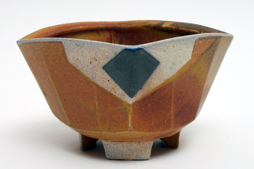Jeff Oestreich Ceramic Footed Tea Bowl 001