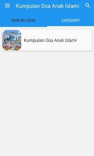 Kumpulan Doa Anak Islami screenshot