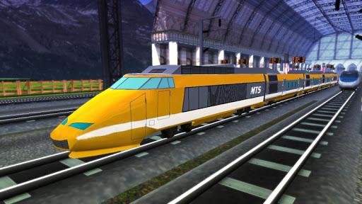 Euro Train Racing 2018 1.4 screenshots 5