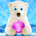 Polar Bear Bubble Shooter icon