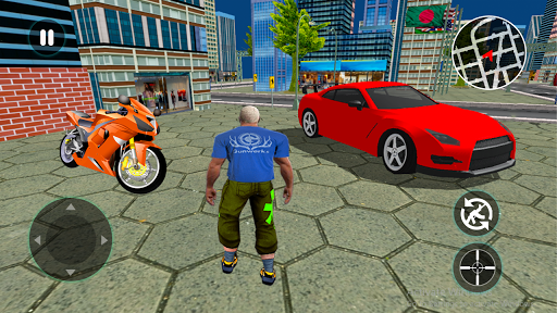 Gangster New Crime Mafia Vegas City 1.0 screenshots 1