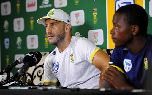 Faf du Plessis chuffed with allround display as SA earn first World Cup win