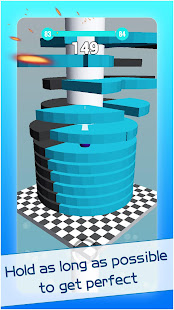 Stack Ball Fall 1.0 APK + Mod (Unlimited money) for Android