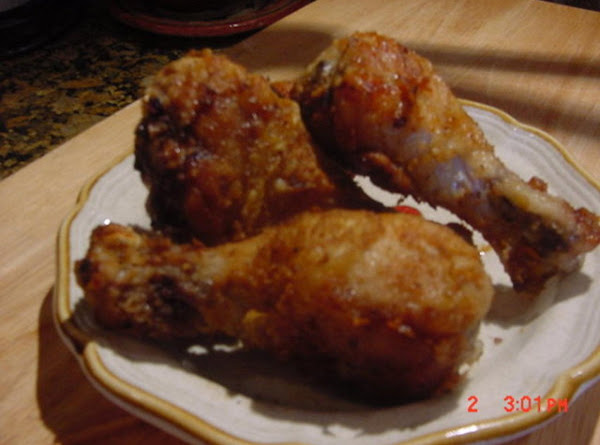 Bill's Drumsticks Recipe