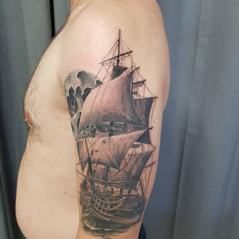 Lakanine Tattoo - Tatoueur à Pontault-Combault