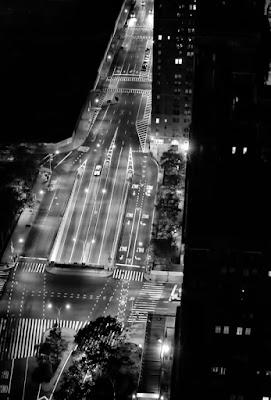 Traffico a new York di Black