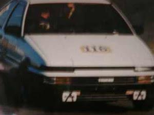 スプリンタートレノ AE86 GT-V 1985年式  2.5型のカスタム事例画像 ケイAE86さんの2019年01月11日23:07の投稿