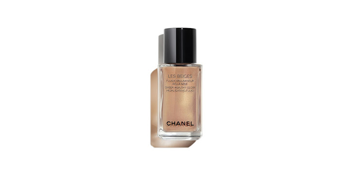 Chanel Les Beiges Sheer Healthy Glow Highlighting Fluid in Sunkissed, R880.