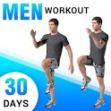 Workout for Men at Home, Weight Loss in 30 Days icon