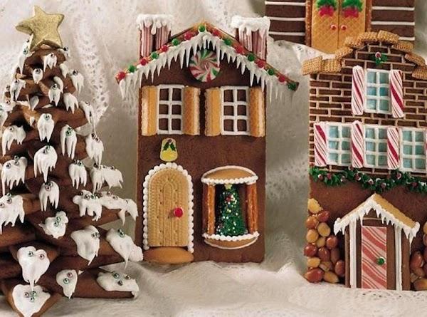Gingerbread Village Recipe