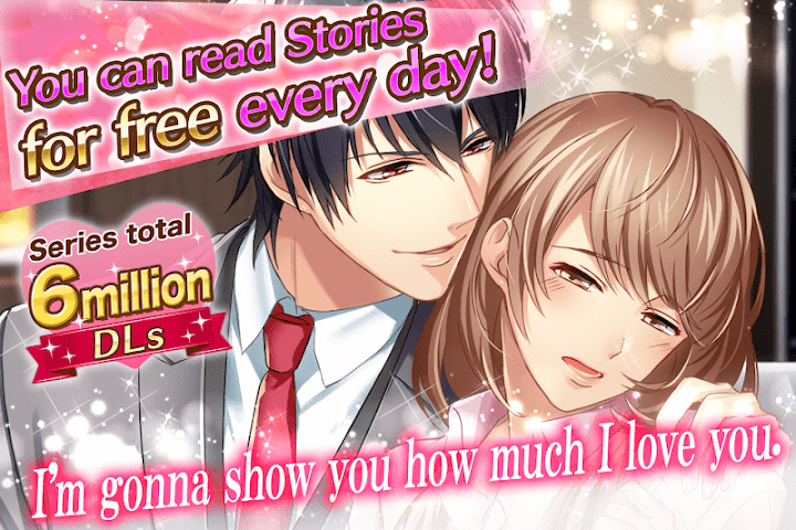 Free Otome Games : Double Proposal Android App Screenshot