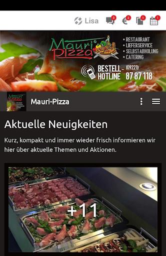 Mauri Pizza Screenshots 1