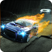 Fast Car Racer-Jumping